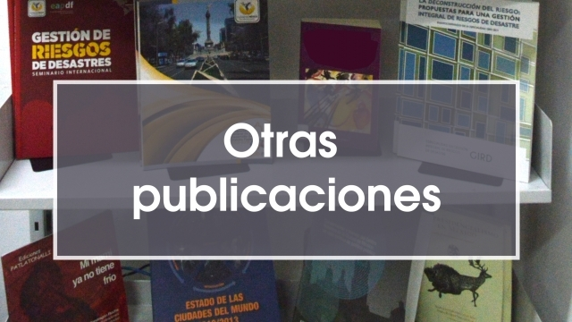 Otras publicaciones