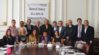 EAP entrega estudio sobre planeación para el desarrollo al Congreso de la CDMX